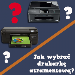 Jak wybrać najlepszą drukarkę atramentową, czyli wady i zalety drukarek ze zintegrowaną i bez zintegrowanej głowicy