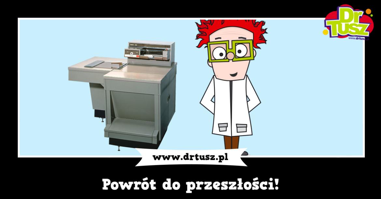 historia drukarek w Polsce