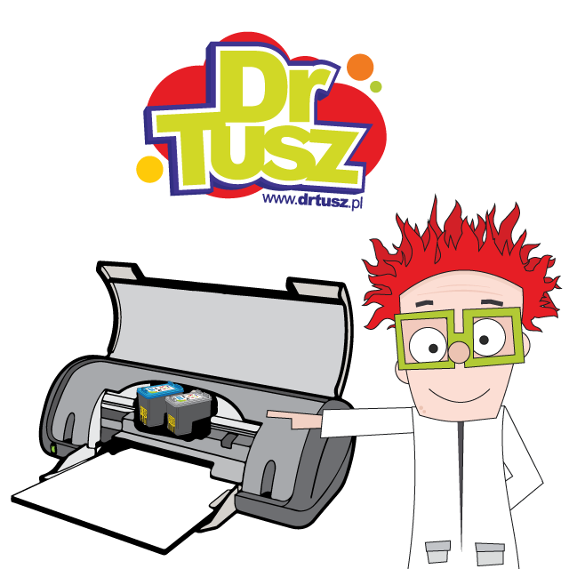drukarki laserowe i atramentowe