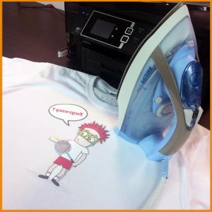 Wydrukuj własną koszulkę – film instruktażowy DrTusza!