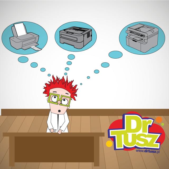 Szukasz drukarki do małej firmy? Sprawdź propozycje DrTusza!