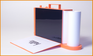 nowoczesna drukarka mobilna