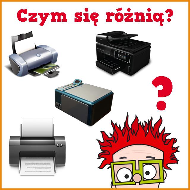 rodzaje-drukarek