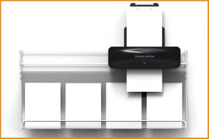 The Dividing Printer