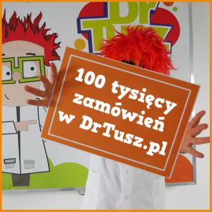 DrTusz i jego 100 000!