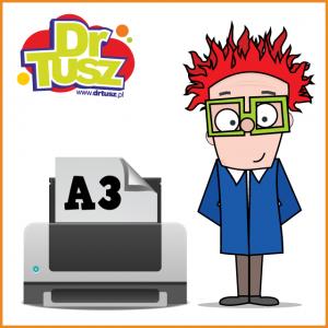 Druk w formacie A3 – poradnik wyboru drukarki A3