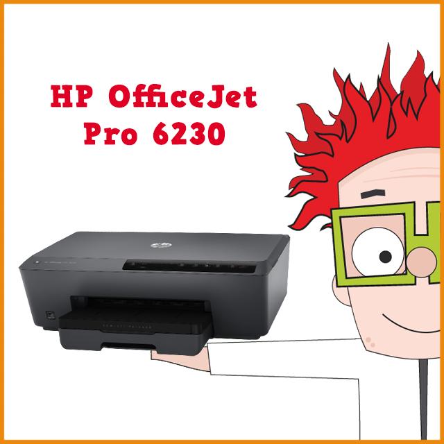 Tania drukarka potrzebna od zaraz? DrTusz poleca HP OfficeJet Pro 6230