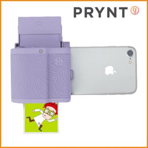 Drukarka kieszonkowa PRYNT – zmień iPhone'a w Polaroida