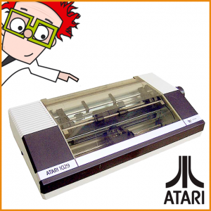 ATARI – konsole, komputery i drukarki