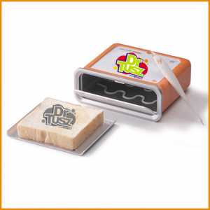 Tosty jak drukowane. Zobacz połączenie tostera i drukarki!
