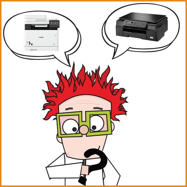 Jaką drukarkę wybrać do domu, a jaką do firmy