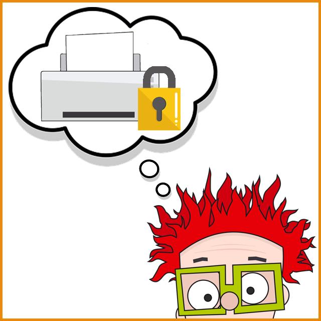 Hakowanie drukarki