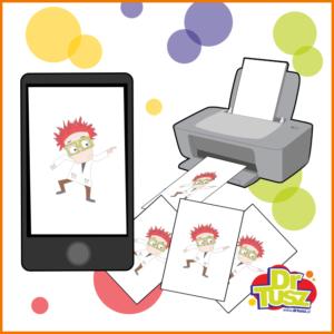 drukowanie z telefonu