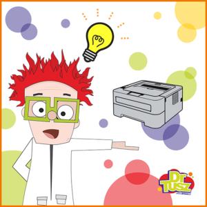 Jak działa drukarka laserowa? Jużtłumaczę