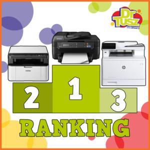 Ranking drukarek DrTusza [marzec 2019]