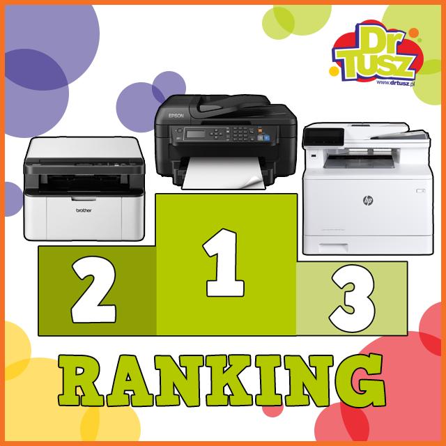 ranking drukarek marzec 2019