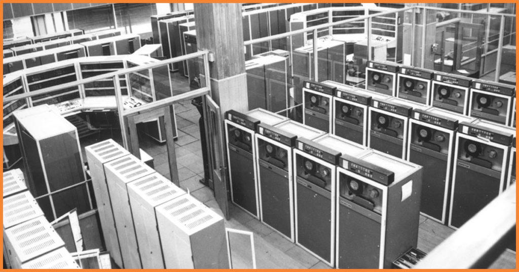 Historia komputerów i drukarek w Polsce