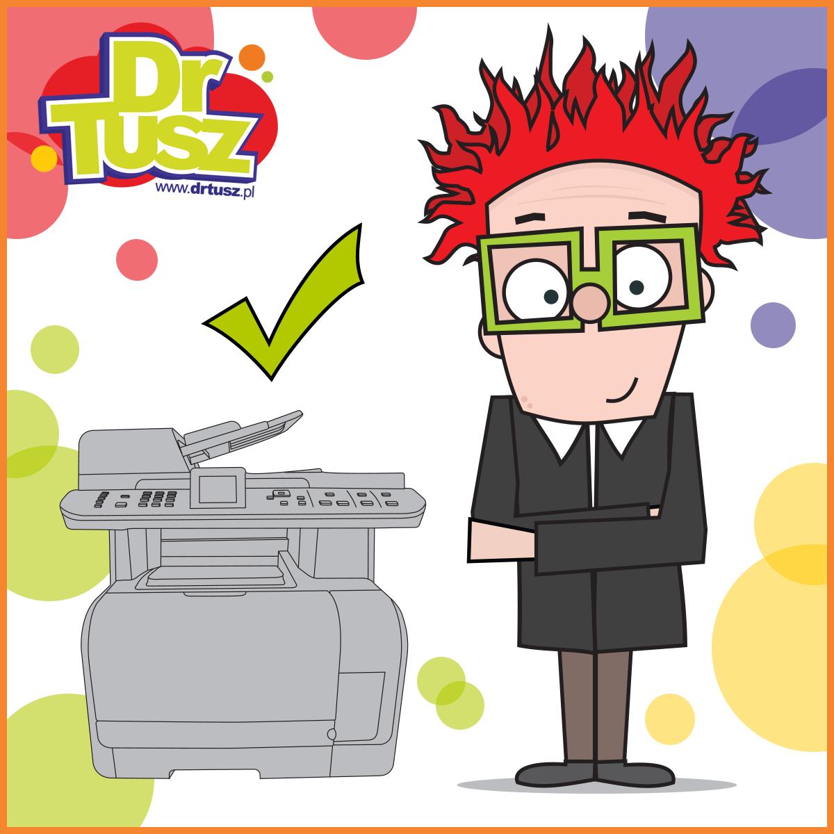 Najlepsze drukarki dla firm wg DrTusza