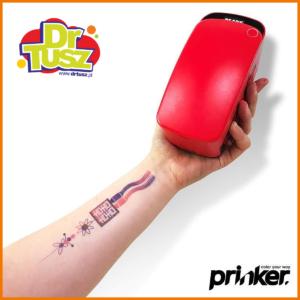 Drukarka do tatuaży zmywalnych!