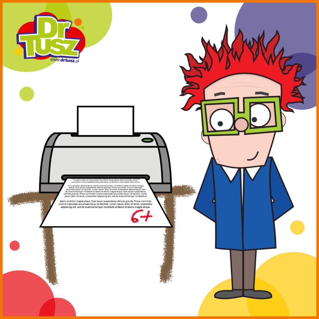 Jak przygotować wypracowanie do druku