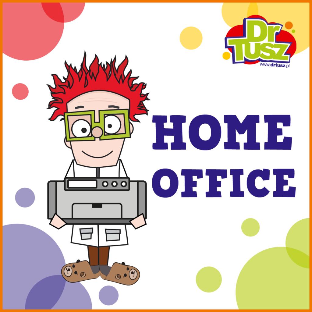 Drukarki na home office