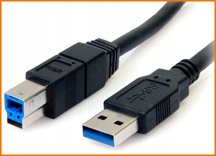 Drukowanie z telefonu przez USB