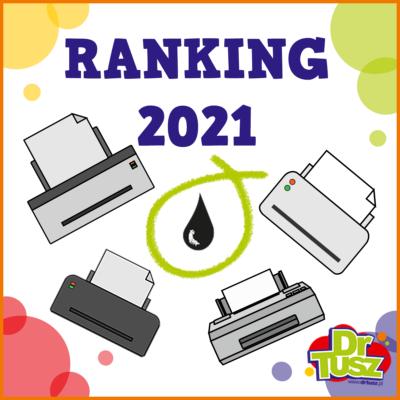 Najlepsze drukarki atramentowe. 4 propozycje na 2021 rok