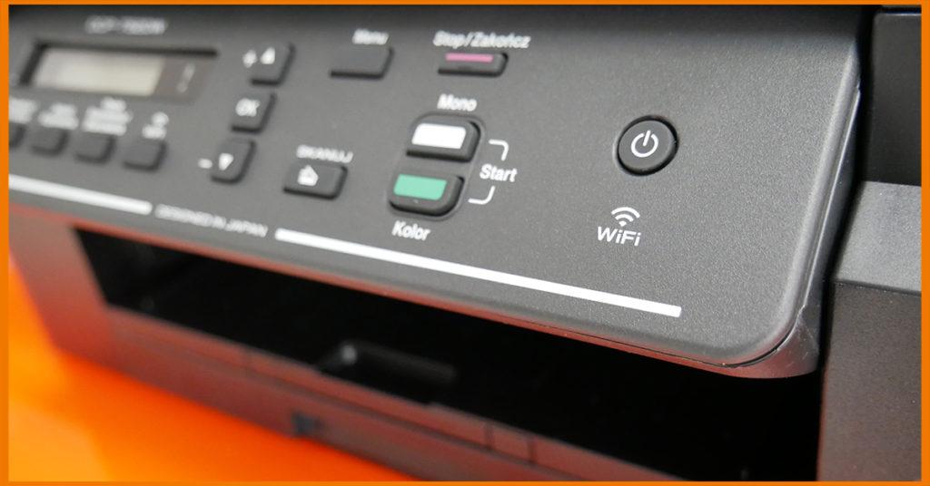 Rodzaje połączeń z drukarką