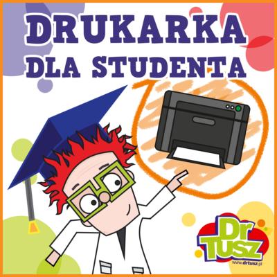 Drukarki dla studentów – rok akademicki 2021/2022